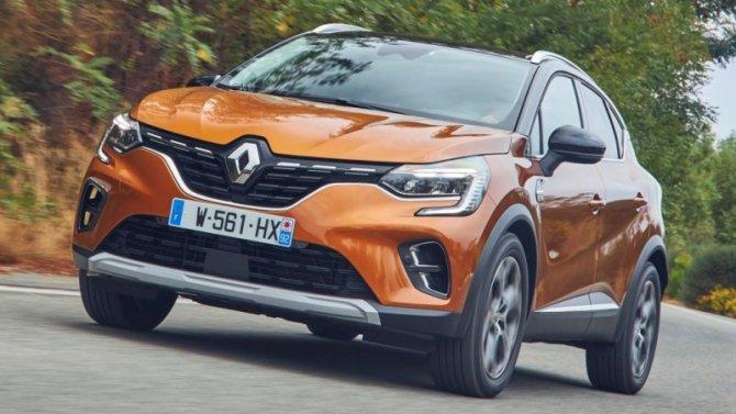 ВРоссии сертифицирован обновлённый Renault Kaptur