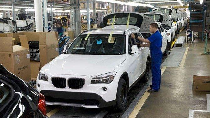 BMW хочет «заморозить» цены напредставленные вРоссии автомобили бренда