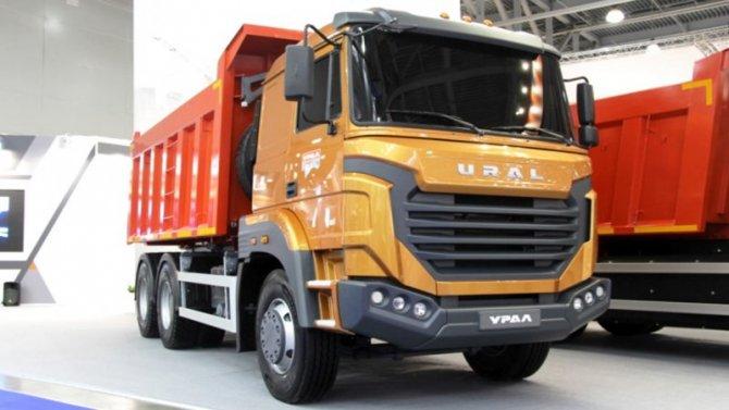 Бескапотный «Урал» встанет на конвейер в конце текущего года