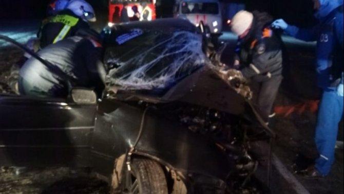 В ДТП под Карачевом погиб 19-летний водитель