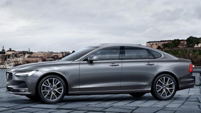 Выбираем автомобиль Volvo - почему стоит остановиться на S90
