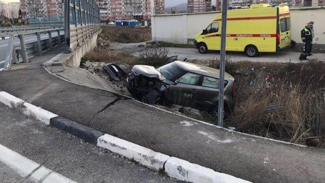 Женщина погибла в ДТП в Сочи