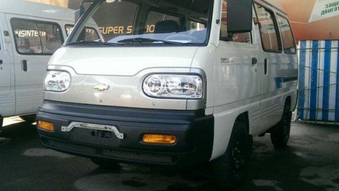 ВКазахстане будут собирать грузовые Chevrolet