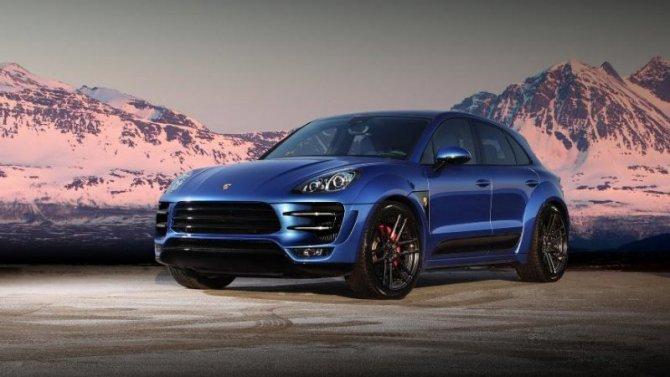 Новый Porsche Macan небудет только электрическим