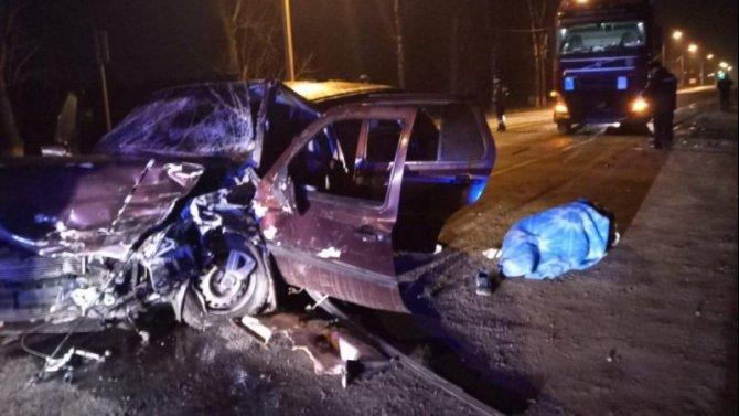 Четыре человека пострадали в ДТП вЗахаровском районе