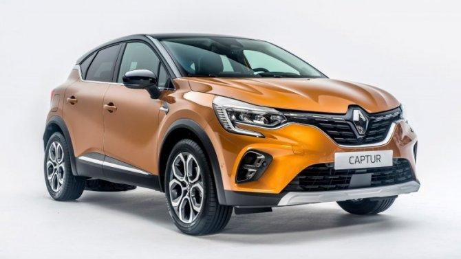 Новый Renault Kaptur для России: появилась информация