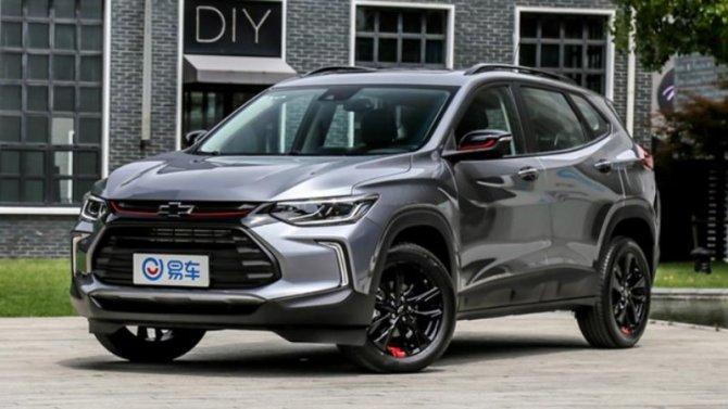 Начались продажи нового Chevrolet Tracker