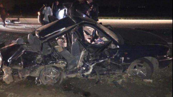 В ДТП в Теучежском районе погибли женщина с 7-летним сыном