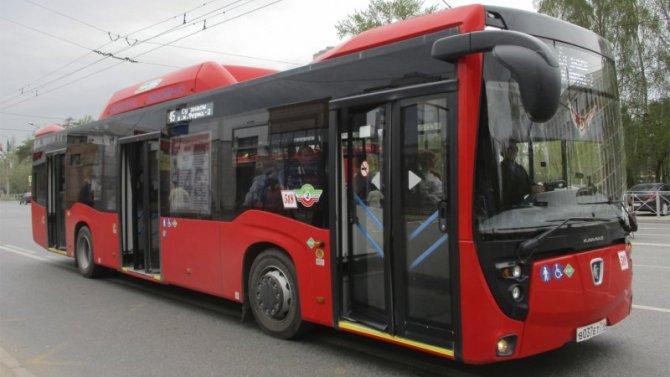 «КамАЗ» планирует нарастить продажи своих автобусов