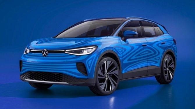 VolkswagenID.4 получит «заряженную» версию