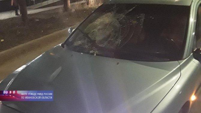 В Иванове иномарка сбила 13-летнюю девочку