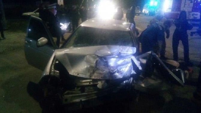 Два человека погибли в ДТП в Крыму