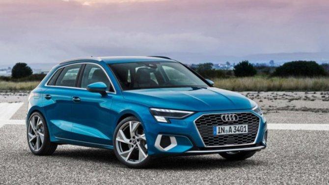 Представлен новый Audi A3 Sportback