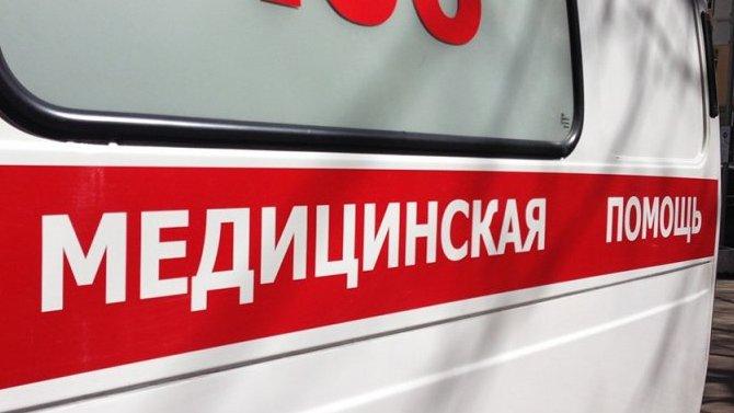 В Рязани сбили женщину с годовалым ребенком