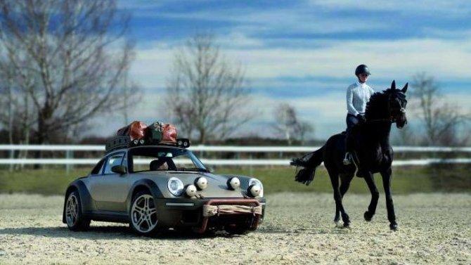 Porsche 911: из купе – во внедорожники