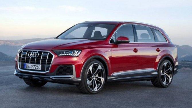 В России объявлено об отзыве Audi
