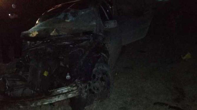 Мужчина погиб в ДТП в Балаковском районе Саратовской области