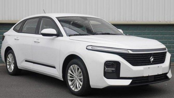 ВКитае появился новый бюджетный седан