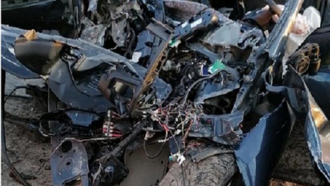 В ДТП в Ульяновской области погиб человек