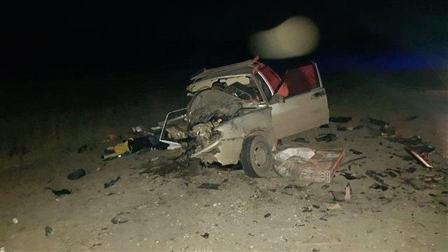 В ДТП в Самарской области погибла женщина (1)