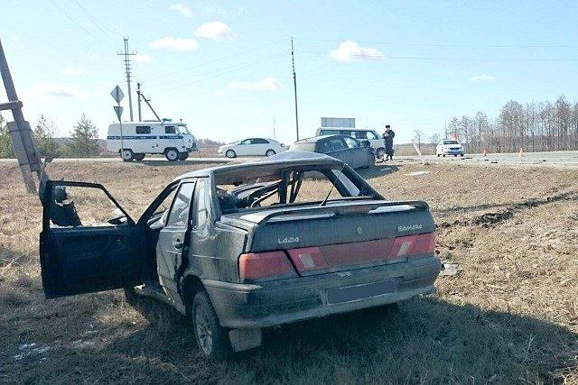 В ДТП в Оршанском районе Марий Эл погиб человек (1)
