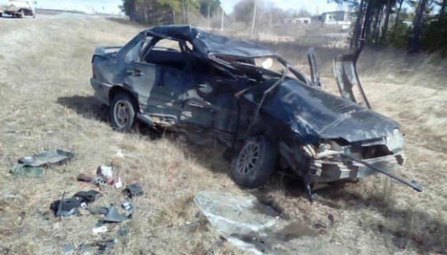 В ДТП в Оршанском районе Марий Эл погиб человек (2)