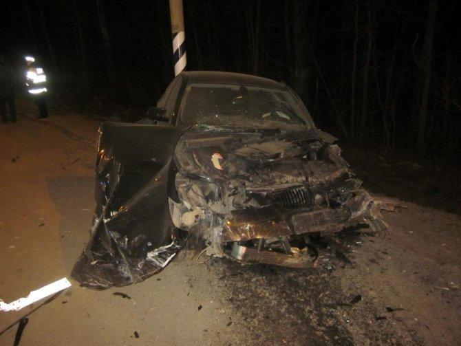 Четыре человека пострадали в ДТП с такси под Орлом (2)