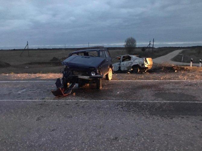Пять человек пострадали в ДТП в Печорском районе (1)