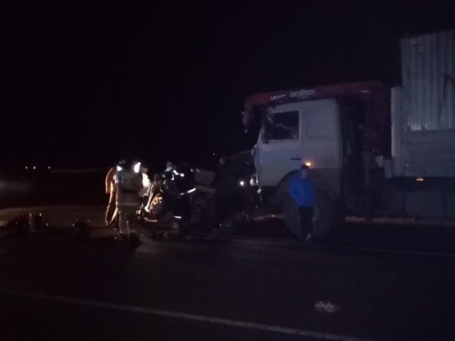 Две женщины погибли в ДТП в Тюменской области (1)