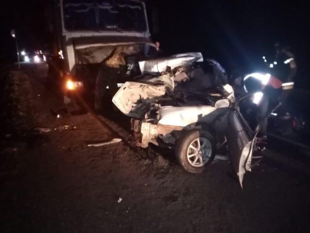 Две женщины погибли в ДТП в Тюменской области (2)