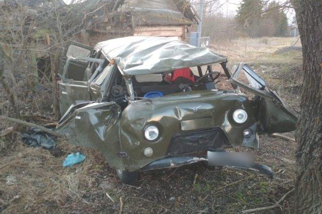 В ДТП в Тверской области погибли оба водителя (2)