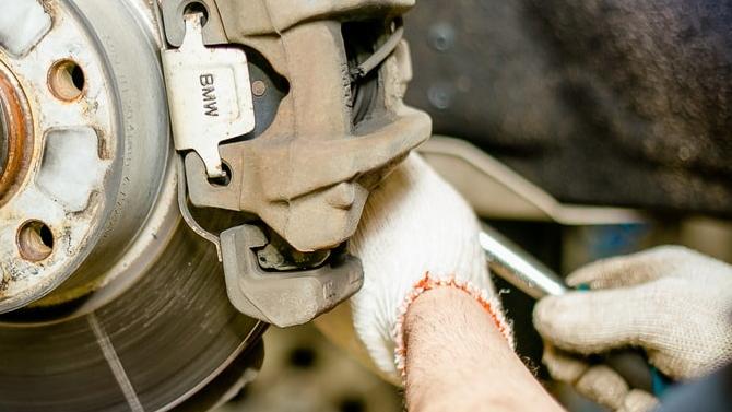 тормознные колодки ремонт