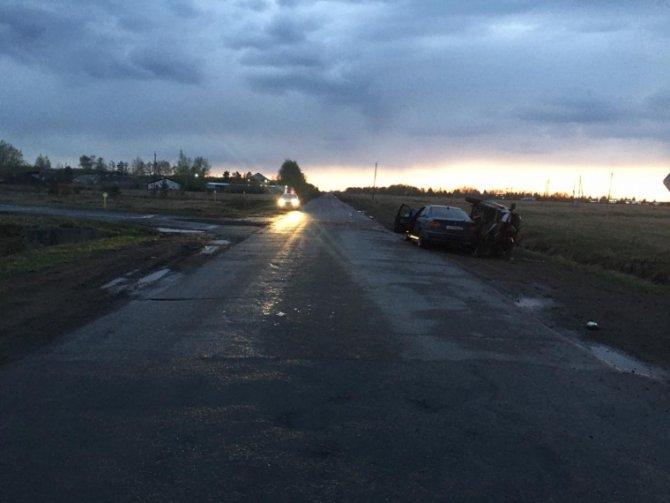 В ДТП в Омской области погиб пожилой мужчина (2)