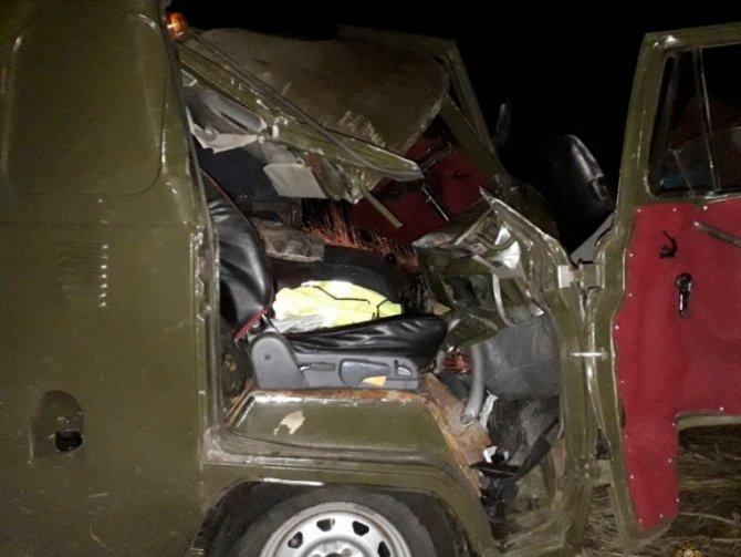 В ДТП под Омском по вине водителя без прав погиб человек (2)