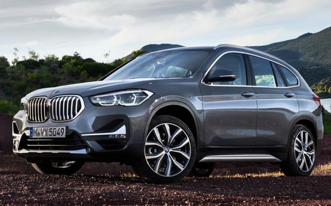 5 BMW X1
