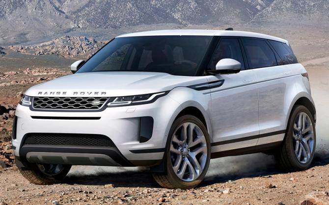 7 Range Rover Evoque