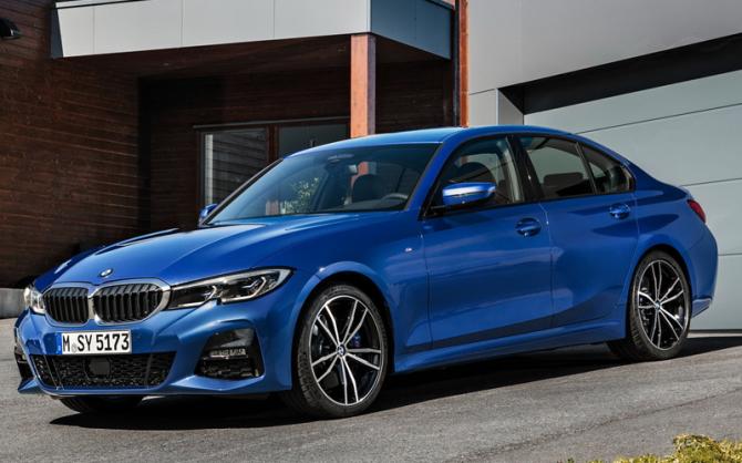 9 BMW 3-Series