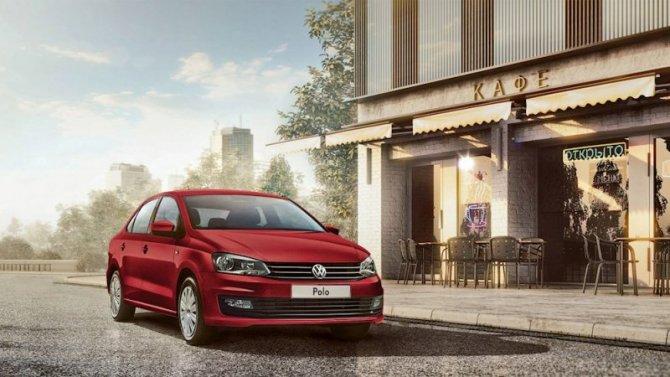 АВТОПРЕСТУС дарит выгоду до 175 000 рублей при покупке нового Volkswagen Polo