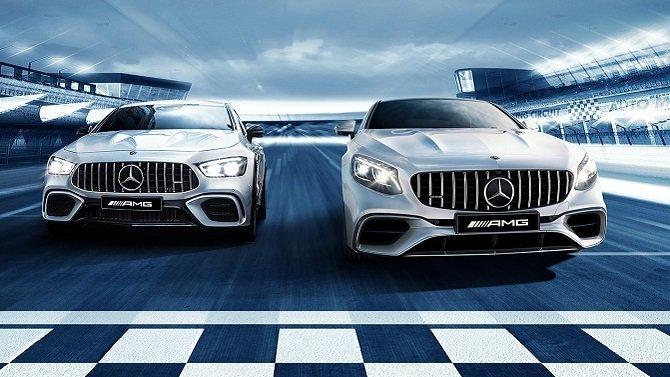 Вы – главный на дороге! Новый Mercedes-AMG ждёт Вас в АВИЛОН.