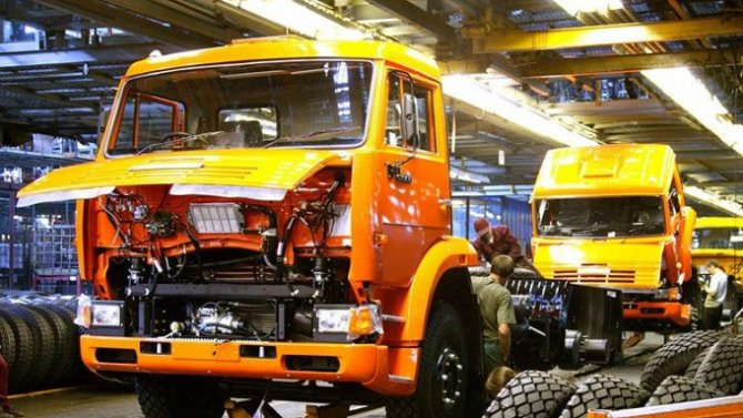 Регионы решают: «КамАЗ» возобновит производство с6апреля