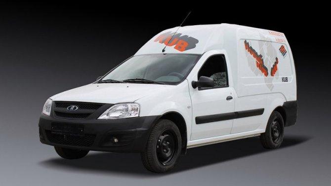 Lada Largus получит пару грузовых модификаций