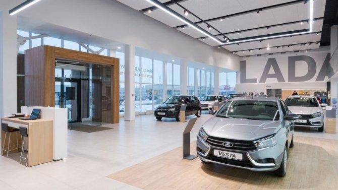 Объявлено обапрельских скидках наавтомобили Lada
