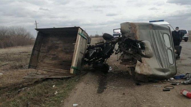 В ДТП в Сасовском районе Рязанской области погиб человек