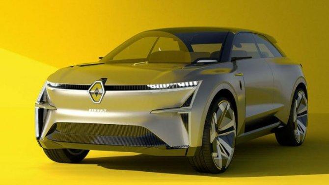 Концепт-кар Renault Morphoz пойдёт впроизводство