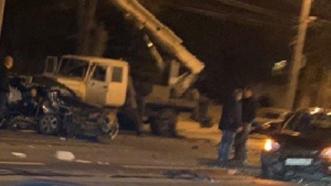 В Нижнем Новгороде по вине пьяного водителя погиб человек