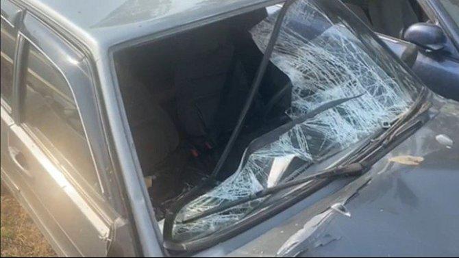 ВАнгарске пьяный водитель насмерть сбил пешехода