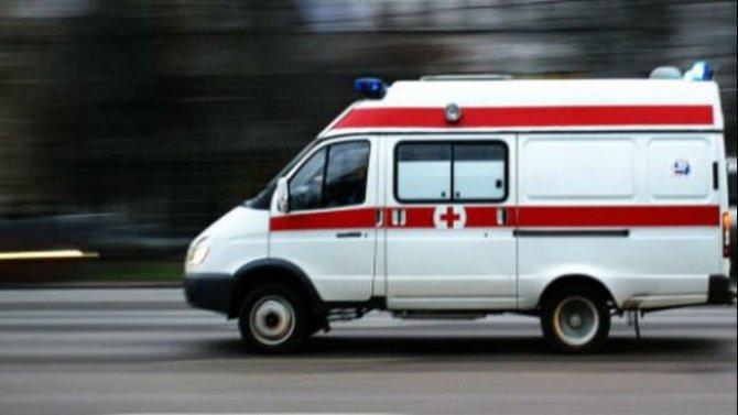 3-летняя девочка пострадала в ДТП в Омске