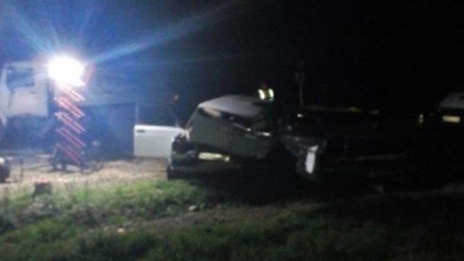 16-летний водитель погиб в ДТП в Выселковском районе