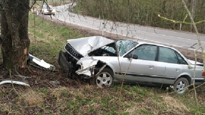В Калининградской области в ДТП по вине пьяного водителя пострадал ребенок