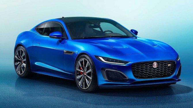 ВРоссию приехал новый Jaguar F-Type